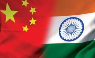 چین نے بھارت پر بجلیاں گرا دیں