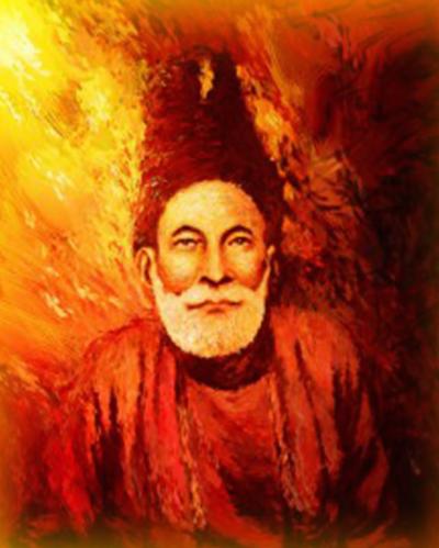 نامور شاعر مرزااسد غالب کا 219واں یوم پیدائش
