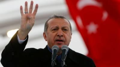 ترک صدر اردگان کو چائے پیش نہ کرنے پر کیفےٹیریا کا مالک گرفتار