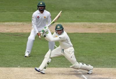 میلبرن ٹیسٹ کا تیسرا روز: آسٹریلیا نے دو وکٹوں کے نقصان پر278 رنز بنا لیئے