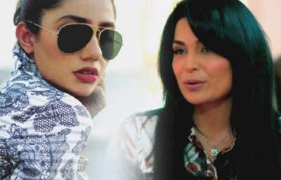 شارٹ کٹ ، سفار ش یا فحاشی کا سہارا لیکر آگے نہیں آئی : ماہرہ خان کا اداکارہ میرا کو جواب