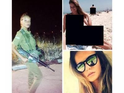 اسرائیل کی ہزاروں خواتین فوجیوں کی شرمناک تصاویر انٹرنیٹ پر عام ہوگئیں