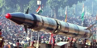 بھارت کے اگنی فائیو میزائل سے چین پریشان