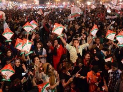 ایم کیو ایم پاکستان نے نشتر پارک میں پنڈال سجا لیا