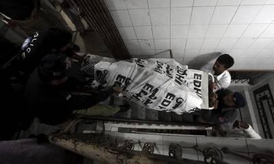 2016 : پنجاب بھر میں جرائم کی شرح میں خطر ناک ہوا،21 نامعلوم لاشیں برآمد ہوئیں