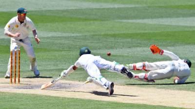 ڈرامیچ شکست میں تبدیل،آسٹریلیانے پاکستان کو دوسرے میچ میں بھی ہرادیا