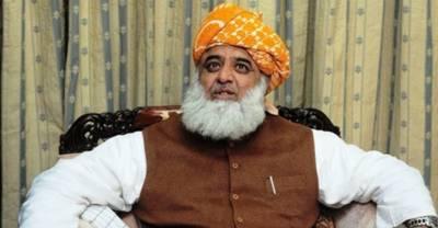 کچھ نادیدہ قوتیں انتخابات کے نتائج تبدیل کرتی ہیں، مولانا فضل الرحمان