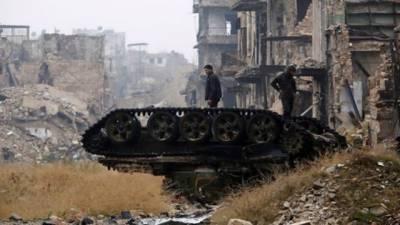 شام میں اسد حکومت اور باغیوں میں مکمل جنگ بندی کا آغاز