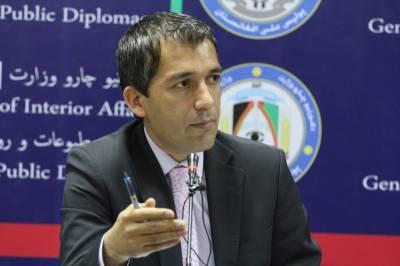 ایران اور روس طالبان سے رابطے ختم کریں: افغانستان