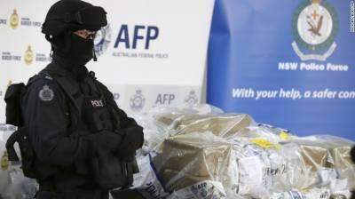 آسڑیلیا کی تاریخ میں پہلی بارمنشیات کی بڑی مقدار پکڑی گئی
