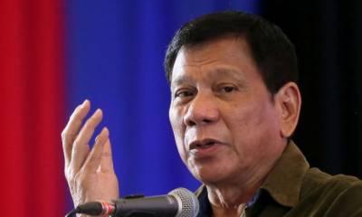 فلپائنی صدر کے متنازع بیانات نے عالمی میڈیا کو بوکھلا دیا