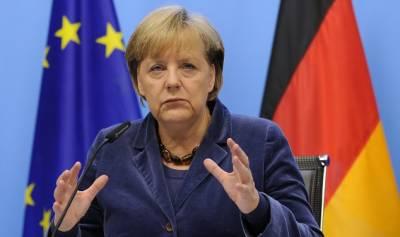 جرمن چانسلرنے دہشت گردوں کا بھرپور مقابلہ کرنے کا اعلان کر دیا