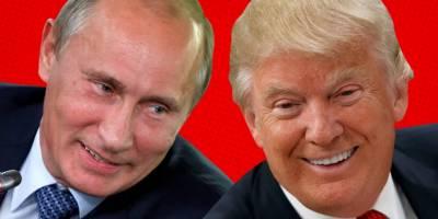 ڈونلڈ ٹرمپ نے روسی صدر کی تعریف کیا کر دی کہ آدھا امریکہ دشمن ہو گیا