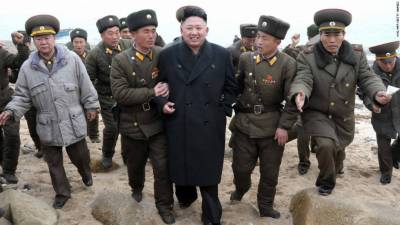 شمالی کوریا بین البراعظمی بیلسٹک میزائل تجربے کے قریب پہنچ چکا ہے، کم جان انگ