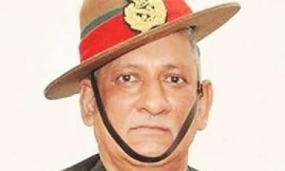 بھارتی فوج طاقت کا مظاہرہ کرنے کیلئے تیار: آرمی چیف