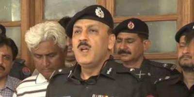 جبری رخصت سے واپسی پر آئی جی سندھ نے عہدے کا چارج سنبھال لیا