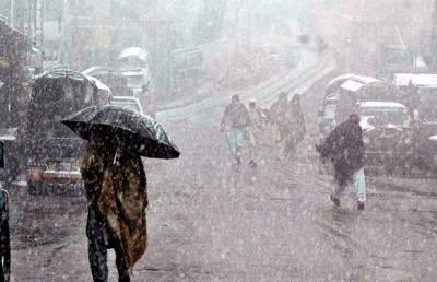 کل سے ملک میں بارشوں کا سلسلہ شروع ہو رہا ہے، محکمہ موسمیات نے خوشخبری سنا دی