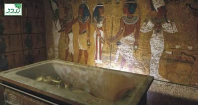 فرعون کے مقبرے سے خنجر برآمد