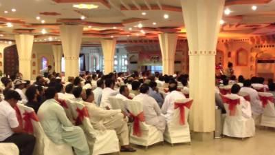 ملتان میں شادی ہال انتظامیہ نے باراتیوں کو یرغمال بنا لیا