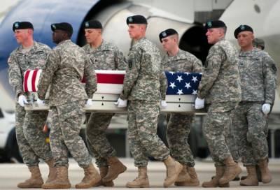 افغان جنگ میں اب تک 2247 امریکی فوجی ہلاک