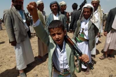 یمن جنگ میں بچوں کی جبری بھرتی کا انکشاف