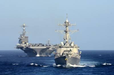 چین اور امریکا کے فوجی تناﺅ میں تشویشناک حد تک اضافہ