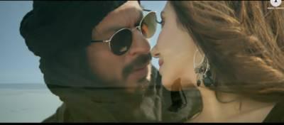 ماہرہ خان اور شاہ رخ خان کی فلم 'رئیس' کا دوسرا گانا ریلیز