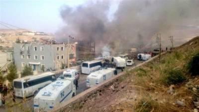 ترکی میں عدالت کے باہر کار بم دھماکہ ،ہلاکتوں کا خدشہ