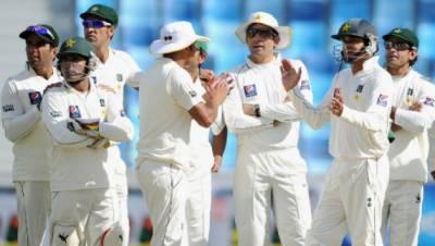 پاکستانی ٹیم پہلی اننگز میں 315رنزبنا کرآؤٹ