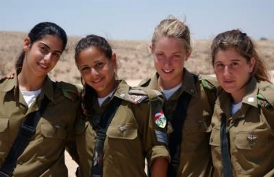 اسرائیل کی خفیہ ایجنسی نے طاقتور خواتین کی بھرتی شروع کر دی