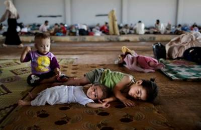 دمشق میں شہریوں کو پانی کی بندش جنگی جرم ہے