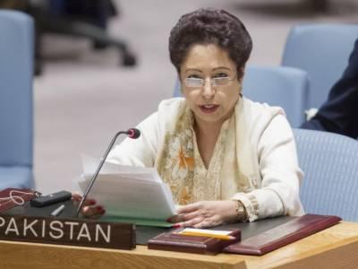 بھارت کی بڑھتی مداخلت کیخلاف پاکستان نے اقوام متحدہ میں ڈوزیئر جمع کروا دیا