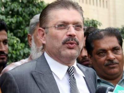 5ارب روپےکرپشن کیس میں شرجیل میمن کے ناقابل ضمانت وارنٹ گرفتاری جاری