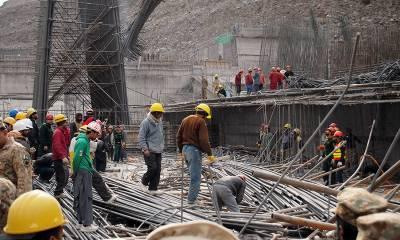 نیلم جہلم ہائیڈرل پاور منصوبہ میں ناقص میٹریل کااستعمال، حادثات معمول بن گئے