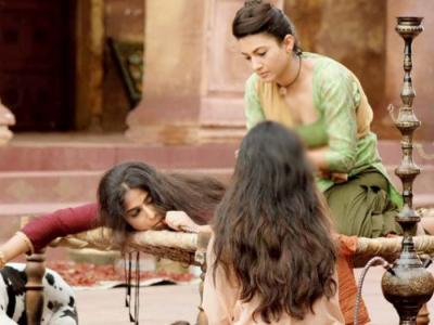 ودیا بالن کی فلم 'بیگم جان' کی پہلی جھلک منظر عام پر