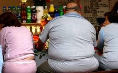 دنیا کے 5.5ارب لوگ موٹاپے کا شکار ہیں:تحقیق