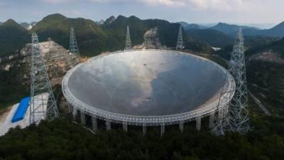 چین دنیا کی سب سے اونچی ٹیلی سکوپ تبت میں نصب کی جائے گی