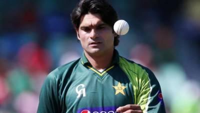 محمد عرفان کی جگہ پاکستانی ون ڈے اسکواڈ میں جنید خان شامل