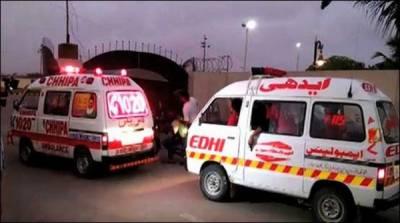 کراچی میں لیاری کھڈا مارکیٹ میں آتشزدگی،3بچے جاں بحق