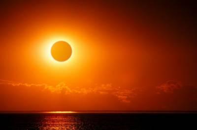 2017 میں 2 سورج گرہن اور 2 چاند گرہن ہوں گے:محکمہ موسمیات