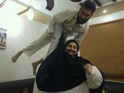 450 کلو وزنی پاکستانی خان بابا کا ایسا ارادہ کہ جان کر عقل دنگ رہ جائے۔۔۔!!!