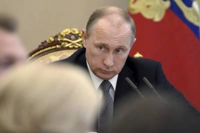 امریکانے پوتن کے مزید ساتھیوں کو بلیک لسٹ کر دیا