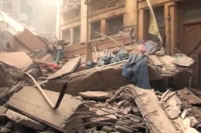 ملتان میں زیر تعمیر عمارت گرنے سے 2 شخص جاں بحق متعدد ملبے تلے دب گئے