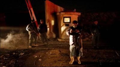 افغان پارلیمنٹ کے قریب دھماکے میں ہلاک ہونے والوں کی تعداد 50 تک پہنچ گئی