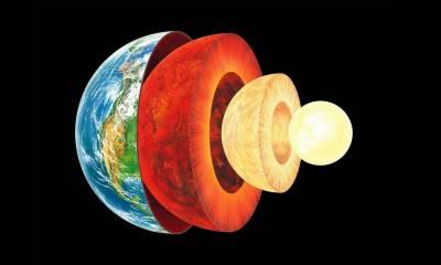 زمین کی سب سے اندرونی تہہ میں موجود مادے کی ممکنہ شناخت