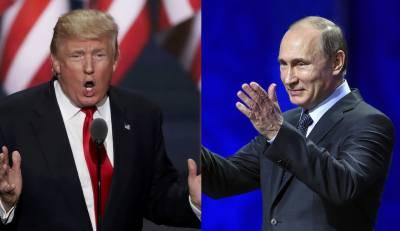 ڈونلڈ ٹرمپ اور روس کے تعلقات،سنسنی خیز معلومات اوبامہ کو فراہم