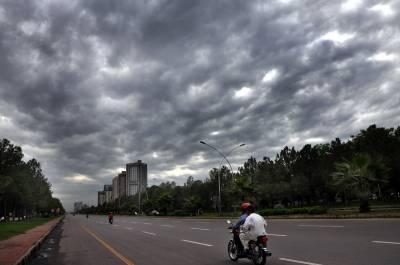 محکمہ موسمیات نے پاکستان بھرمیں بارشوں کی نویدسنادی گئی