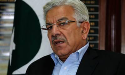 راحیل شریف نے اسلامی فوجی اتحاد کی سربراہی کیلئے کوئی این او سی نہیں مانگا، وزیردفاع