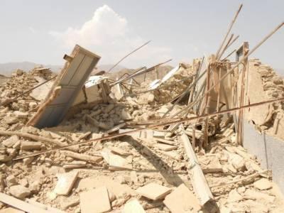 بلوچستان کےعلاقےژوب اورگردونواح میں4.3شدت کازلزلہ