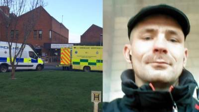 برطانیہ میں زیادتی کے مجرم نے عدالتی کٹہرے میں ہی اپنی گردن کاٹ لی